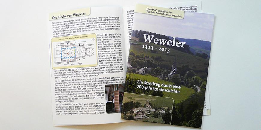 Dorf Weweler