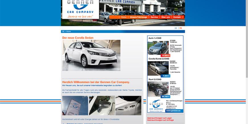 Gennen Car Company