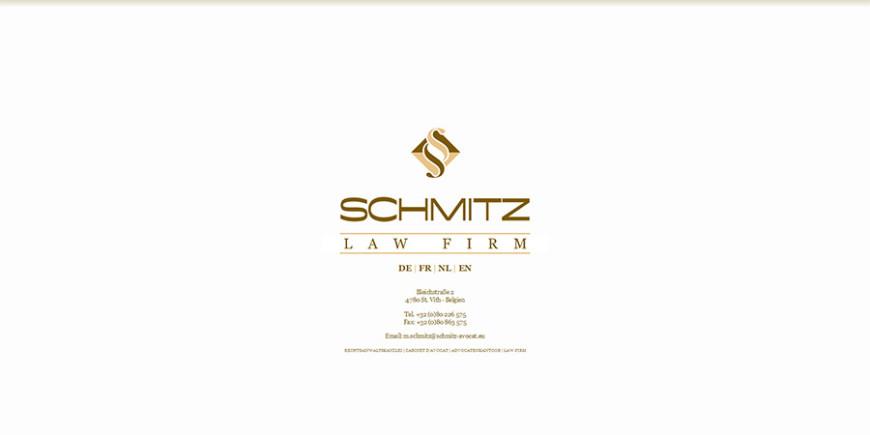 Rechtsanwaltskanzlei Schmitz